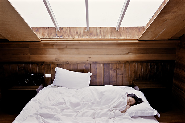 Vitamin 9: good sleep