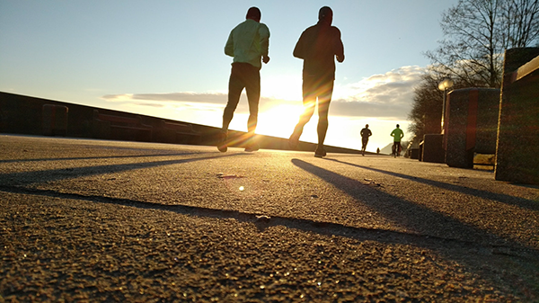 Is running good for your health?  Of course, but with important caveats.